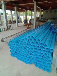 ท่อPVC สีฟ้า
