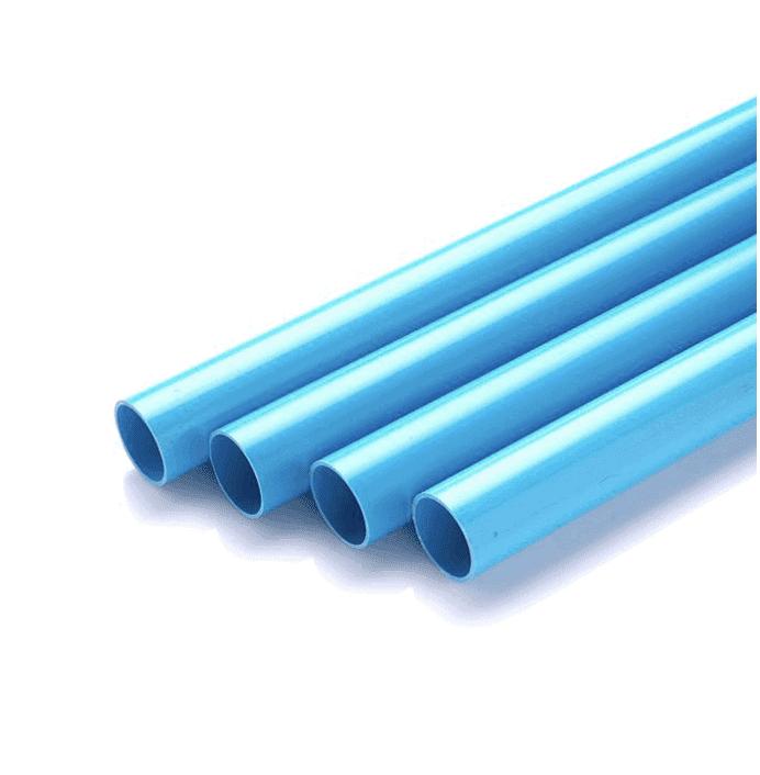 """ท่อ PVC ชั้น 5 ตราช้าง ขนาด 1 นิ้วครึ่ง (1 ½"""")"""