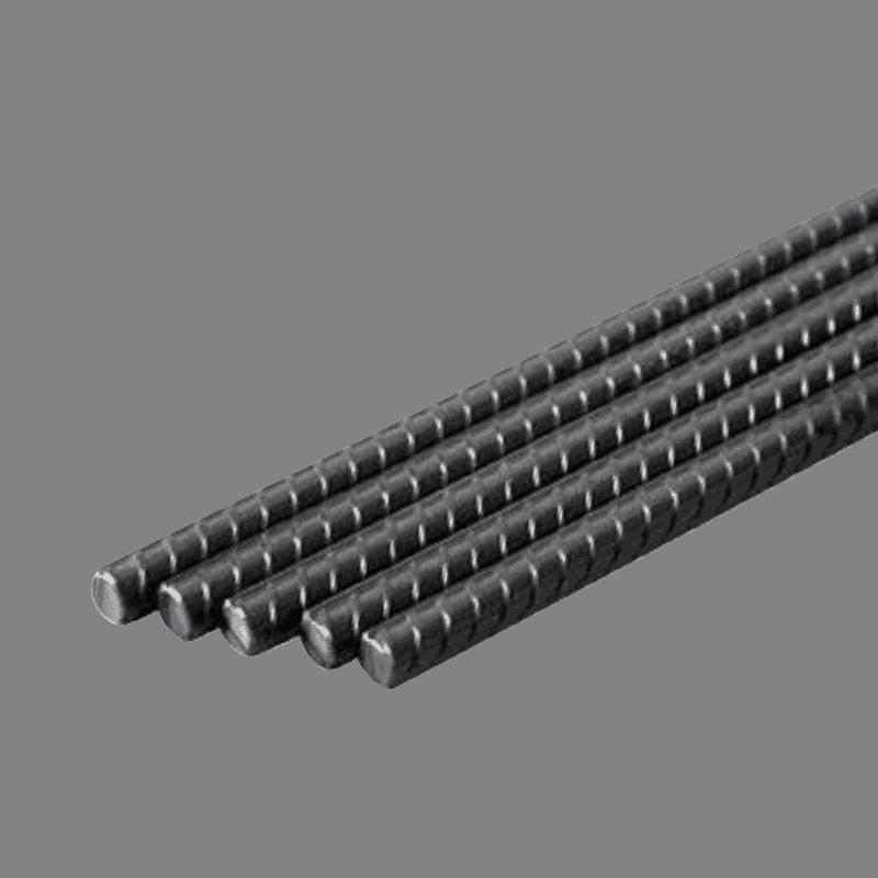 เหล็กข้ออ้อย มอก. รุ่น SD-40T ขนาด 25 มม. x 10 เมตร (เหล็กเส้นตรง)