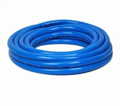 """สายยางม้วน PVC SCG เด้ง 5/8""""x 10M น้ำเงิน"""
